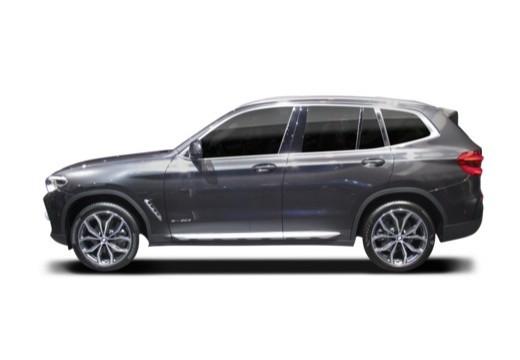 BMW X3 kombi boczny lewy