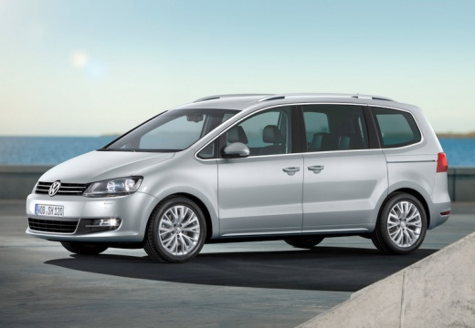 VOLKSWAGEN Sharan 1.4 TSI BMT Trendline Van V 150KM (benzyna)