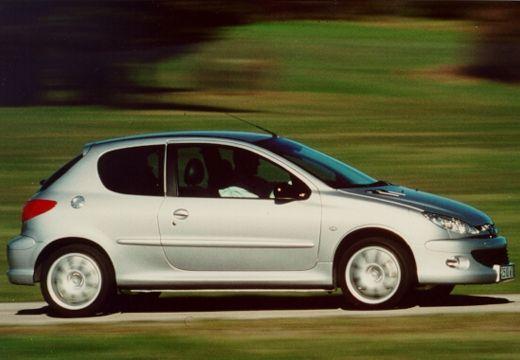 PEUGEOT 206 2.0 Grand Tourisme Hatchback I 138KM (benzyna)