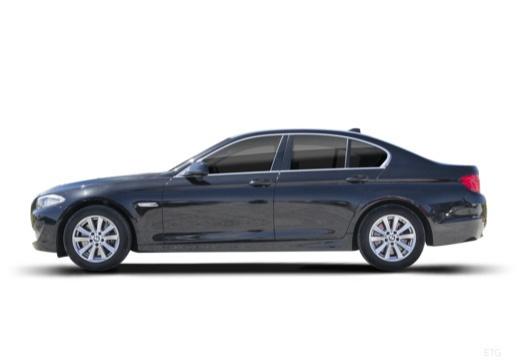BMW Seria 5 F10 I sedan boczny lewy
