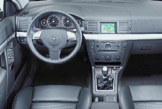 OPEL Vectra C I hatchback tablica rozdzielcza