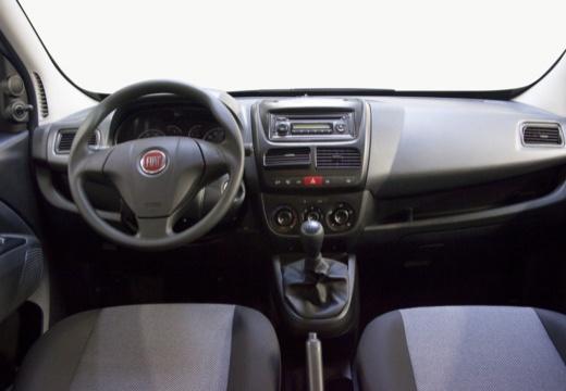 FIAT Doblo III kombi biały tablica rozdzielcza