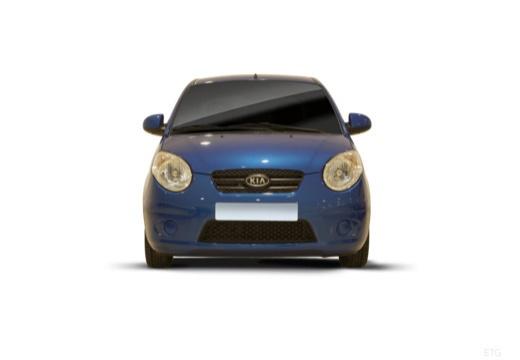 KIA Picanto II hatchback przedni