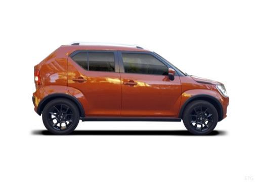 SUZUKI Ignis III hatchback boczny prawy