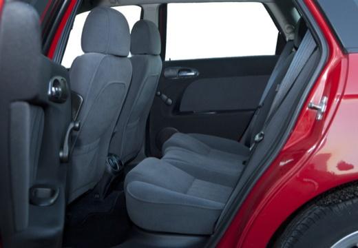 ALFA ROMEO 156 Sportwagon III kombi czerwony jasny wnętrze