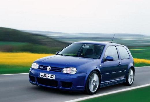 VOLKSWAGEN Golf IV hatchback niebieski jasny przedni lewy