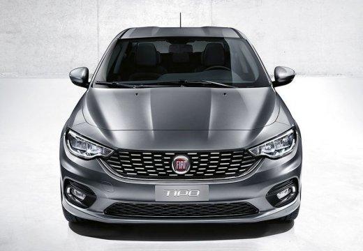 FIAT Tipo sedan szary ciemny przedni