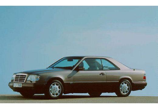 MERCEDES-BENZ E 220 Coupe 124 2.2 150KM (benzyna)