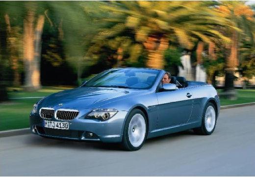 BMW 645Ci Kabriolet Cabriolet E64 I 4.4 333KM (benzyna)