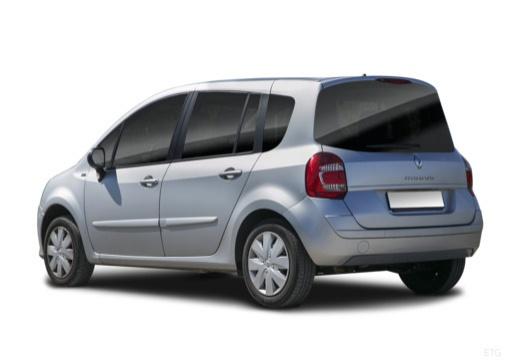 RENAULT Modus II hatchback tylny lewy