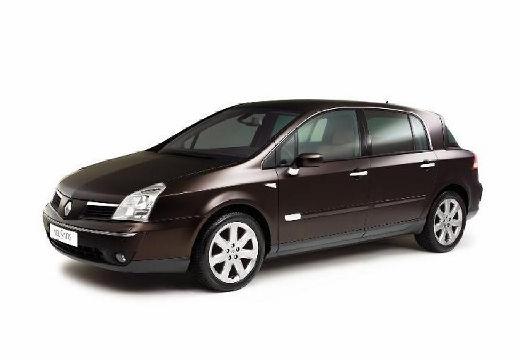 RENAULT Vel Satis 2.2 dCi Expression aut Hatchback II 150KM (diesel)