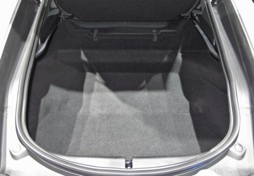 JAGUAR F-Type II coupe przestrzeń załadunkowa