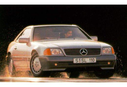 MERCEDES-BENZ SL 600 Kabriolet R129 III 6.0 394KM (benzyna)