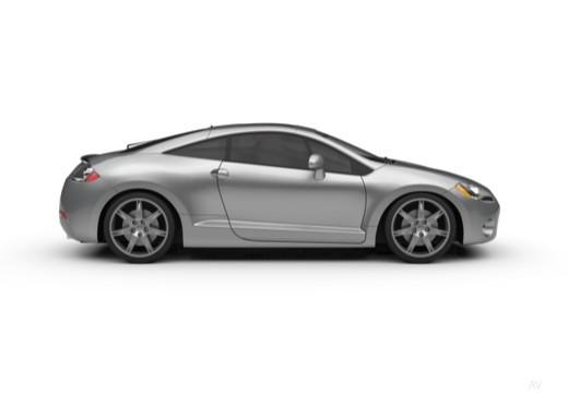 MITSUBISHI Eclipse IV coupe boczny prawy