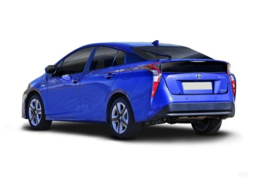 Toyota Prius IV hatchback tylny lewy