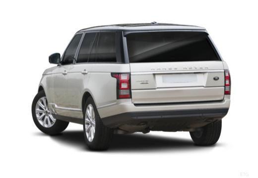 LAND ROVER Range Rover VI kombi biały tylny lewy