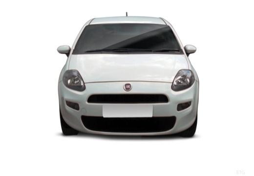 FIAT Punto II hatchback przedni