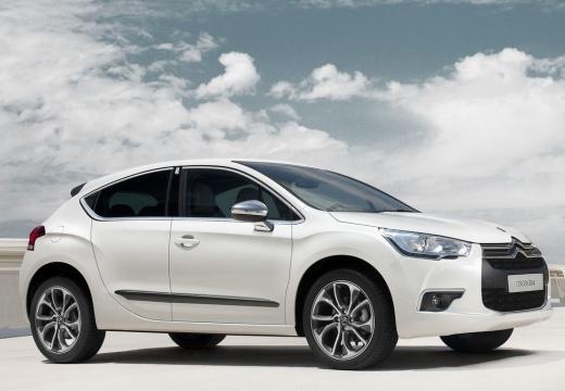 CITROEN DS4 1.6 VTi Chic Hatchback I 120KM (benzyna)