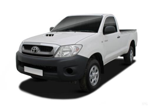 Toyota HiLux IV pickup przedni lewy