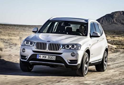 BMW X3 Kombi X 3 F25 II