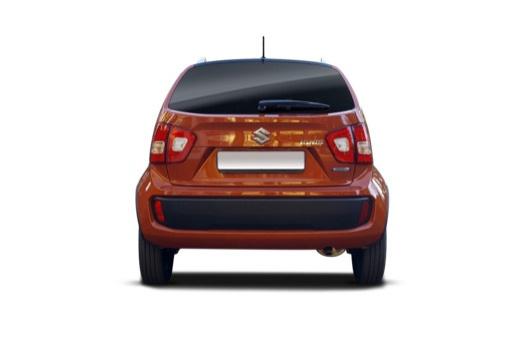 SUZUKI Ignis III hatchback tylny