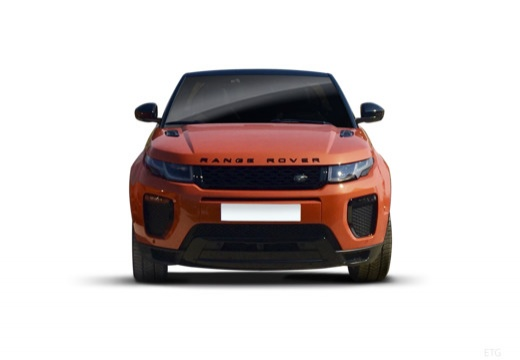 LAND ROVER Range Rover kabriolet przedni