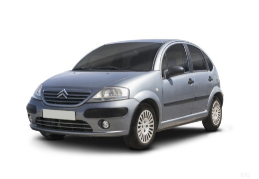 CITROEN C3 I hatchback