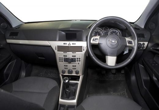 OPEL Astra III II hatchback tablica rozdzielcza