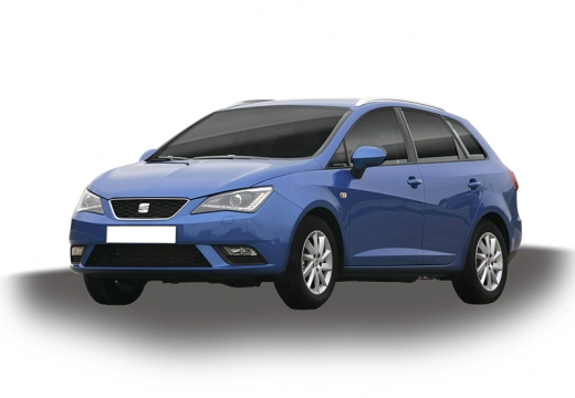 SEAT Ibiza ST II kombi niebieski jasny