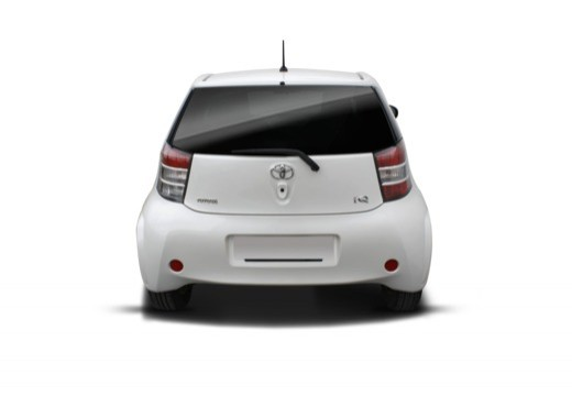 Toyota iQ I hatchback tylny