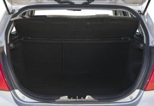 KIA Ceed I hatchback przestrzeń załadunkowa