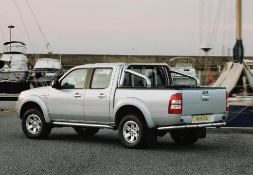 FORD Ranger pickup silver grey tylny lewy