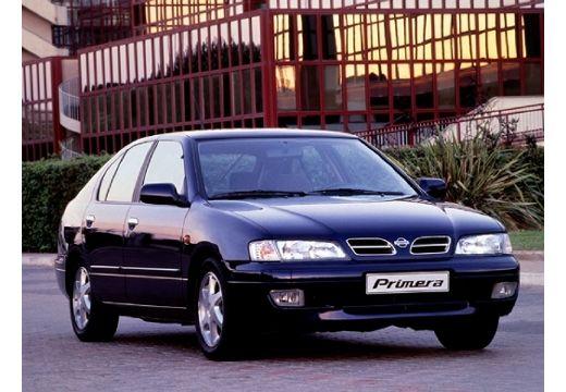 NISSAN Primera 2.0 GX klm Hatchback II 130KM (benzyna)