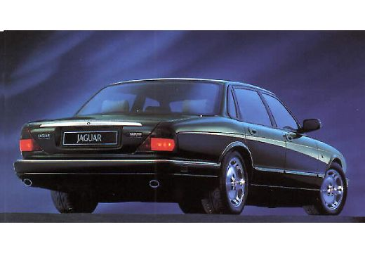JAGUAR XJ Sedan II