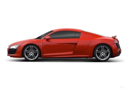 AUDI R8 I coupe boczny lewy