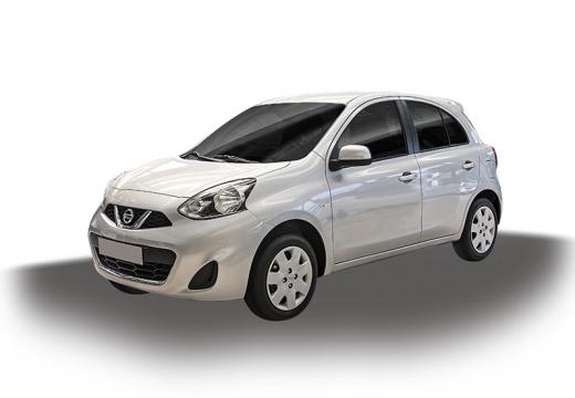 NISSAN Micra 1.2 Acenta CVT EU6 Hatchback IX 80KM (benzyna)