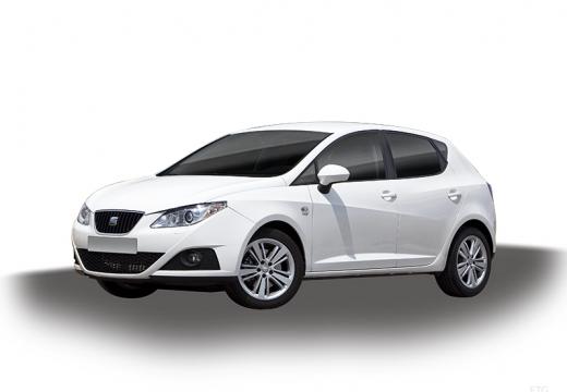 SEAT Ibiza V hatchback biały