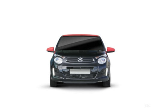 CITROEN C1 IV hatchback czarny przedni