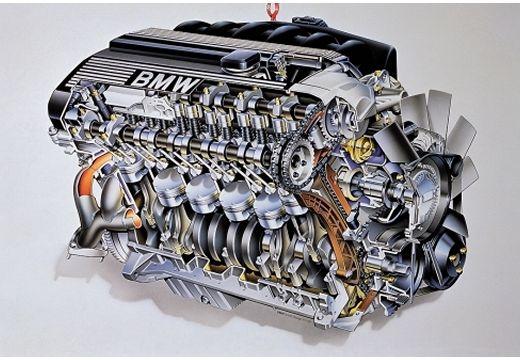 BMW Seria 3 Compact E36 hatchback silnik