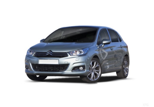 CITROEN C4 IV hatchback silver grey