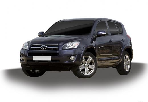 Toyota RAV4 VI kombi szary ciemny