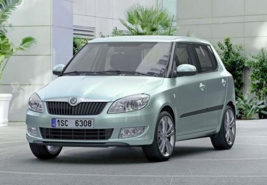 SKODA Fabia 1.2 TSI Monte Carlo Hatchback II 86KM (benzyna)