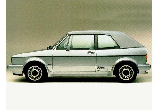 VOLKSWAGEN Golf Kabriolet Cabriolet II