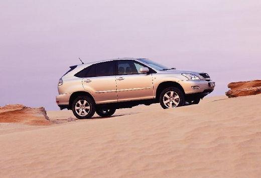 LEXUS RX 300 II kombi silver grey przedni prawy