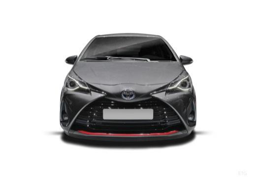 Toyota Yaris VII hatchback przedni