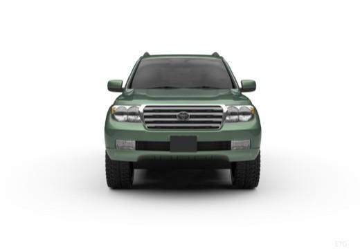 Toyota Land Cruiser V8 I kombi przedni