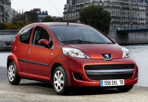 PEUGEOT 107 1.0 Trendy Euro5 Hatchback II 68KM (benzyna)