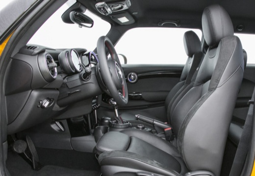 MINI [BMW] Mini MINI Cooper hatchback wnętrze