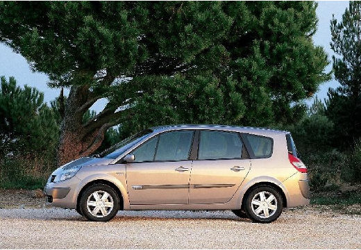 RENAULT Scenic Gr. 1.5 dCi Exception Kombi mpv II Grand I 100KM (diesel)