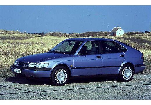 SAAB 900 2.5 SE Hatchback II 170KM (benzyna)